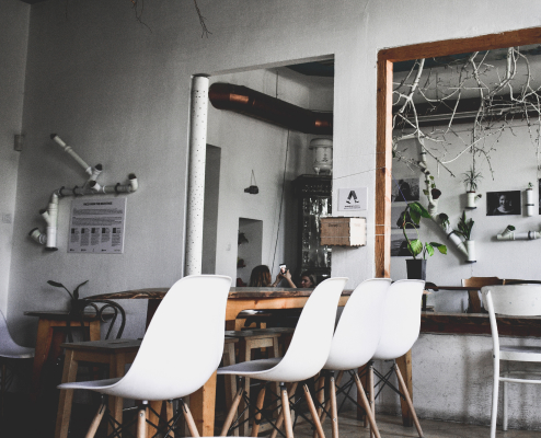 Modern Loft Room